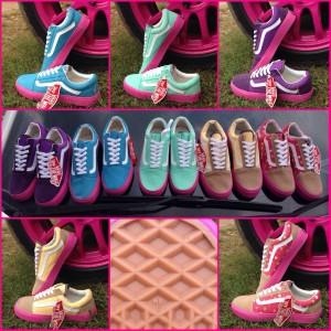 harga Sepatu Vans Golf Wang Tokopedia.com