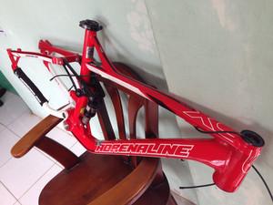harga Frame Adrenaline Xc 3 Size L  Kualitas Top 42980 Tokopedia.com