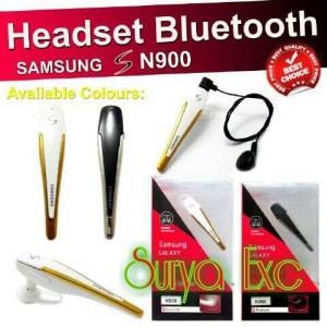 harga Bluetooth Headset Samsung Galaxy N900 Tokopedia.com