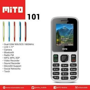 Mito 101 Dual Sim