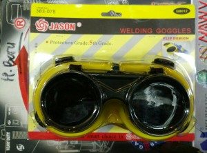 kacamata las jason multifungsi  / welding googles