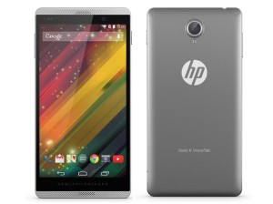 New HP Slate 6 VoiceTab II - 16GB - Quad Core Garansi Resmi
