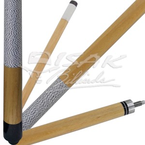 Master RM-01 Ramin Wood - Billiard Pool Cue Stick - Stik Biliar 12.5mm