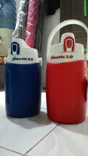 Nautic Drink Jar 2lt Termos Es Tahan 2 Hari untuk menyimpan es batu