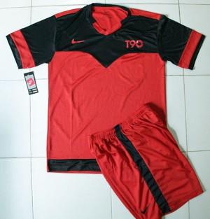 harga Kaos Setelan Nike T90 Ultra Merah Sport (Futsal,Volly,Olahraga Grosir Tokopedia.com