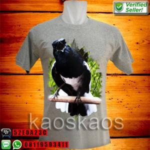harga Kaos Burung Kacer Gacor Tokopedia.com