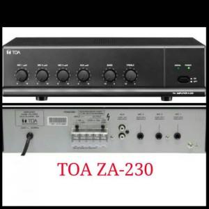 AMPLIFIER TOA ZA-230