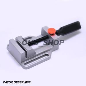 Catok (Ragum) Geser Mini