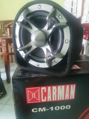 harga subwoofer aktif carman CM-1000 Tokopedia.com