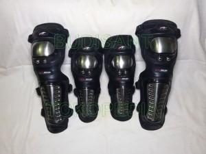 Decker Deker Dekker Knee Protector Pelindung Lutut & Siku Merk Madbike
