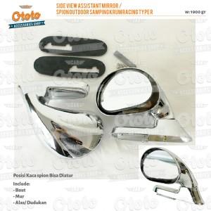 harga Kaca Spion Kap Mesin 1 set Tokopedia.com