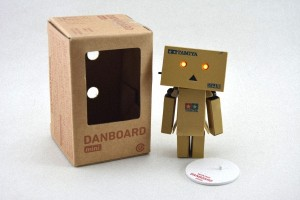 Mini Boneka Danbo Amazon Danboard - Tamiya