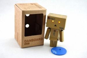 Mini Boneka Danbo Amazon Danboard - Pepsi