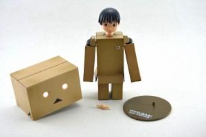 Boneka Danbo Amazon Danboard Revoltech - Polos