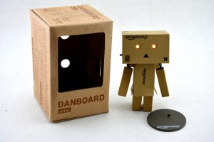 Mini Boneka Danbo Amazon Danboard