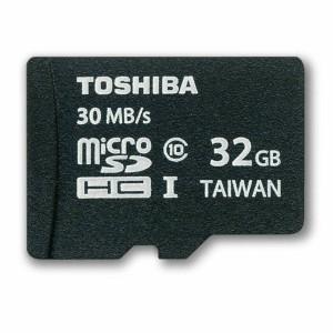 Toshiba Micro SD HC UHS-I Class 10 (30MB/s) 32 GB kartu memori card