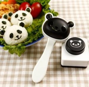harga Panda Rice Mold Set with Seaweed Puncher Nori Tokopedia.com