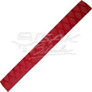 Heat Shrink Wrap Billiard Cue Grip - Karet Bakar Stick Biliar - Merah