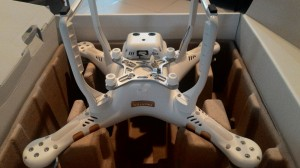 DJI Phantom 3 professional aircrfat only