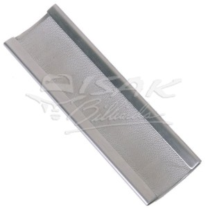 Billiard Cue Tip Shaper and Scuffer - Stainless - Alat Merawat Stick