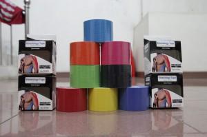 harga [JakartaKinesio]Kinesio Tape / Taping Sport / Rubber Strap - Hijau Tokopedia.com