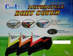 harga Cover Motor CoolTech Honda Revo, SupraX 125, BeAT, Scoopy, Vario 150 Tokopedia.com