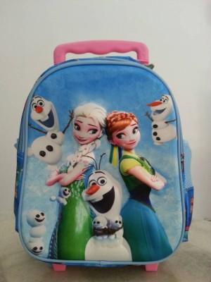 harga Tas troli / trolley TK timbul Frozen fever biru Tokopedia.com
