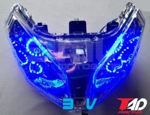 harga REFLEKTOR HONDA VARIO TECHNO 110  PLUS LAMPU LED Tokopedia.com