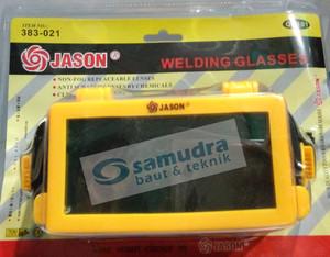 Kacamata Las Kotak JASON