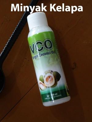 Minyak Kelapa VCO (Virgin Coconut Oil)