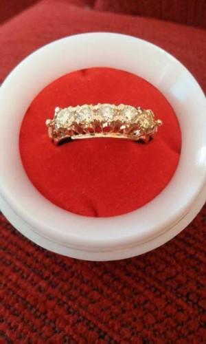 Jual Berlian Medan Cincin Resleting