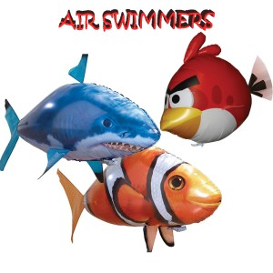 harga Sugu Air Swimmers - Model Ikan Hiu / Ikan Nemo / Angry Birds Tokopedia.com