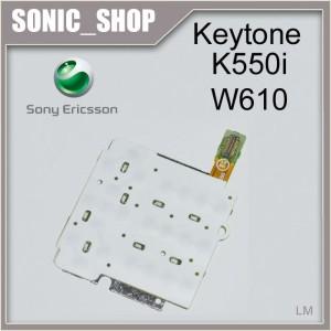 harga Sony Ericsson K550i W610  Keypad Board / KEYTONE / SE Tokopedia.com