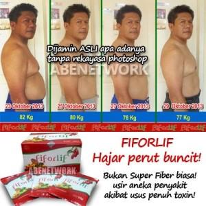 FIFORLIF - Detox Racun, Nutrisi Tubuh & Diet Aman Rekomendasi BOYKE