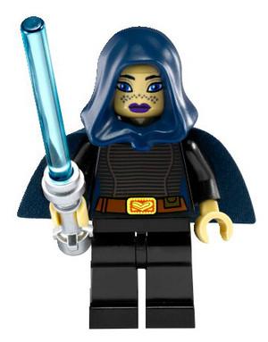 Lego Barriss Offee Minifig