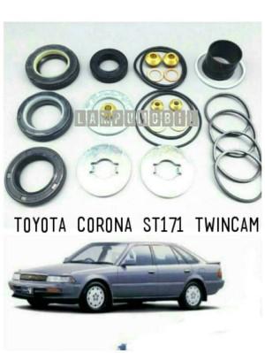 Seal Kit Rack Steering Toyota Corona Twincam ST171 1987-1992 (LOW)