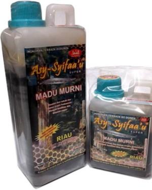 Madu Hutan As Syifau+Bee Pollen Riau 1 Kg