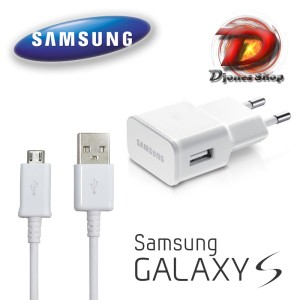 Travel Charger Samsung Galaxy Micro USB Original   TC Ori
