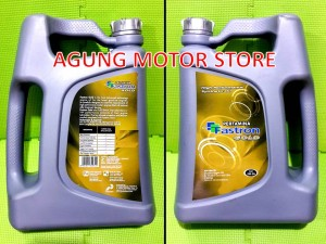 Jual Oli Mesin Mobil Motor Matic Fastron Gold 5W 30