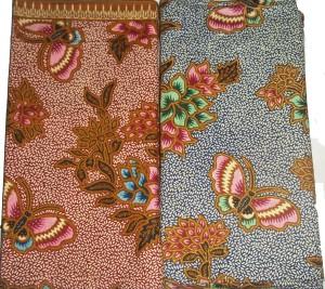 kain batik print bk