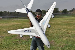 harga RC Airplane,RC Pesawat Airbus A380 Jetliner 2.4GHz Tokopedia.com