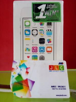 Apple iPhone 5s 16Gb Silver / White Baru