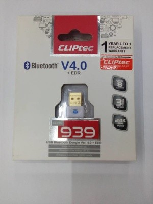 Bluetooth Cliptec V 4.0 CS700