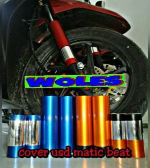 harga Cover Shock Depan Matic Honda/Yamaha Tokopedia.com