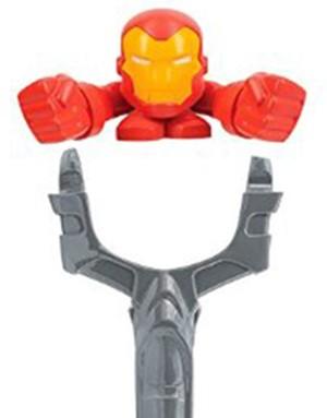 Mash'Ems Fist Flyers Series 4 - Iron Man/MARVEL/KETAPEL SQUISHY
