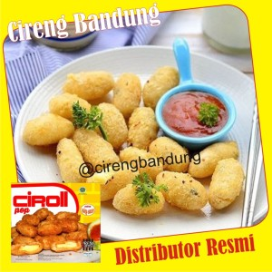 harga Ciroll Pop | Cireng Roll Isi Keju Sekali Hap! | Cireng Bandung Tokopedia.com
