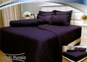 Sprei Vallery 160 – Dark Purple