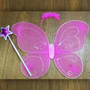 harga Sayap kupu-kupu | Sayap peri, tongkat & bando | Mainan anak Tokopedia.com