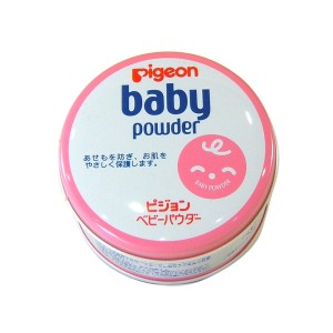 Pigeon Baby Powder 150gr Pink-Bedak Bayi