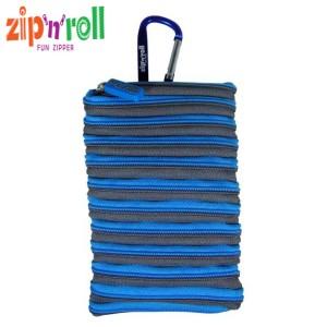 harga Dompet Handphone - Zip n Roll - MOBILE POUCH LARGE [HP-001] Biru Tokopedia.com
